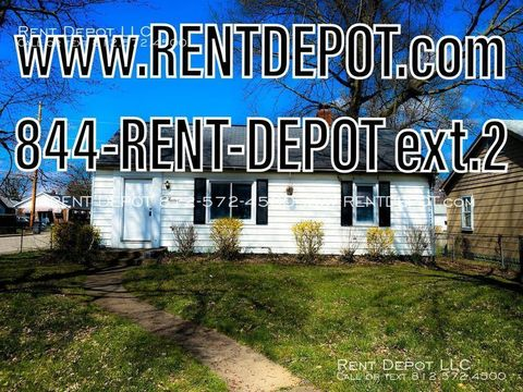 Photo of 1100 E Powell Ave, Evansville, IN 47714