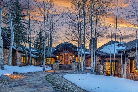 Photo of 124 Cold Stream Ln, Snowmass Village, CO 81611