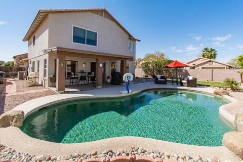 With Swimming Pool Homes For Sale In Surprise Az Realtor Com