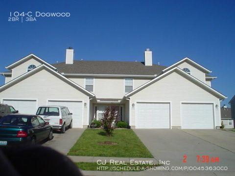 Photo of 104 Ne Dogwood St Apt C, Oak Grove, MO 64075