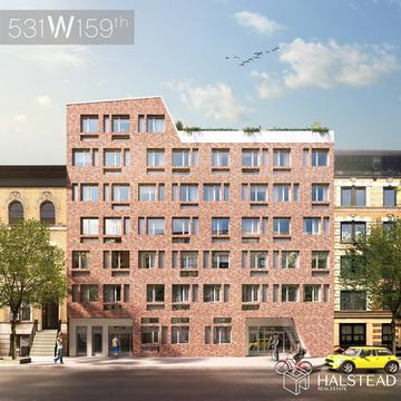 531 W 159th St Apt 3D, New York, NY 10032