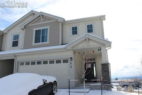 Photo of 819 Marine Corps Dr, Monument, CO 80132
