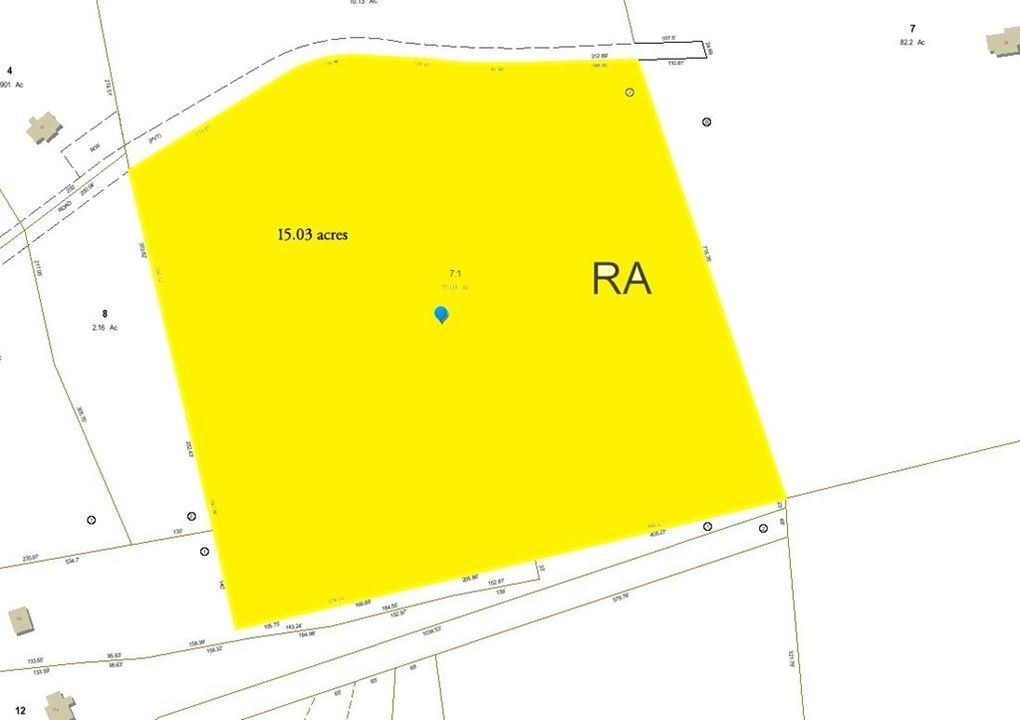 Bald Hill Rd Parcel 2 Douglas, MA 01516