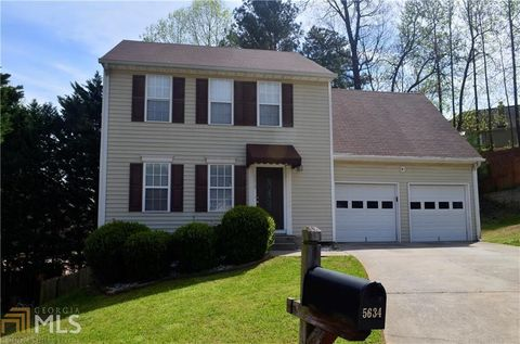 Photo of 5634 Crest Trace Ct, Norcross, GA 30071
