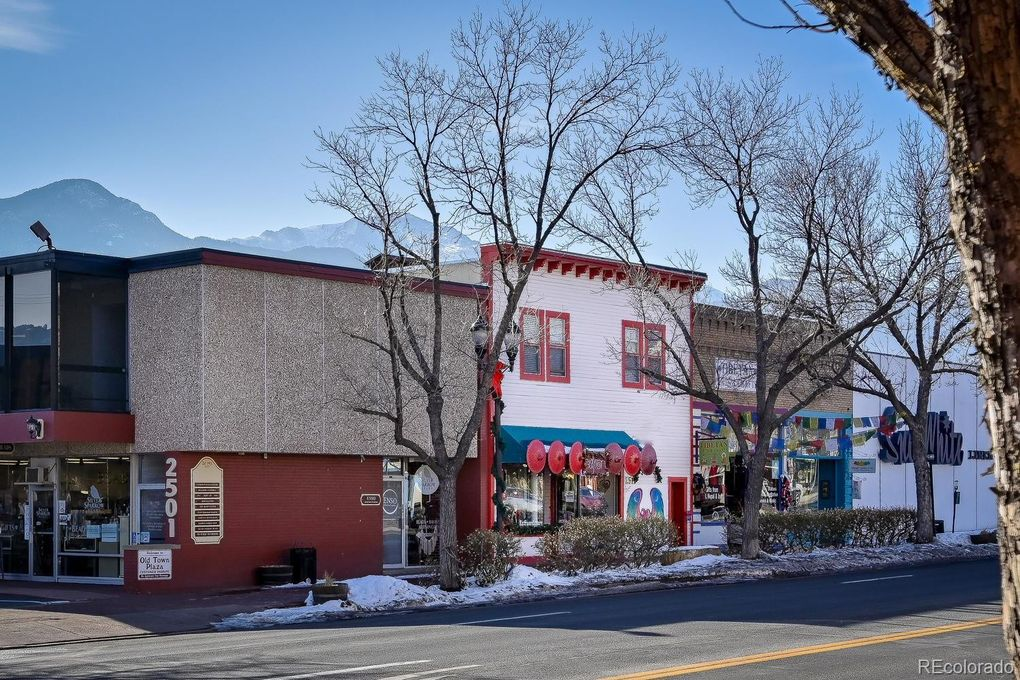 2511 W Colorado Ave Colorado Springs Co 80904 Realtor Com
