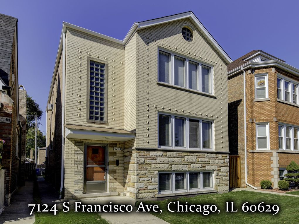 7124 S Francisco Ave Chicago, IL 60629