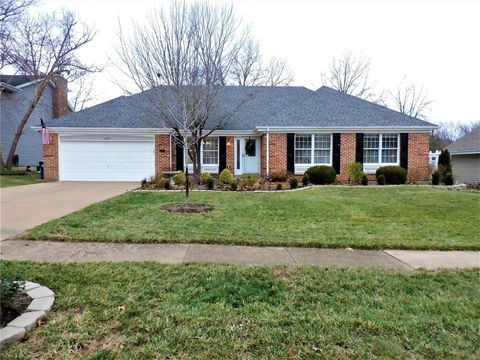 Photo of 2117 Willow Way Ct, Chesterfield, MO 63017