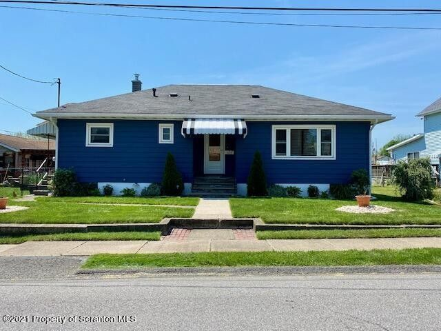 528 South St Throop, PA 18512