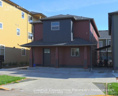 Photo of 1593 Mill St, Eugene, OR 97401