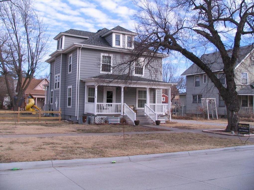 111 N Wilhelm Ave Ellinwood, KS 67526
