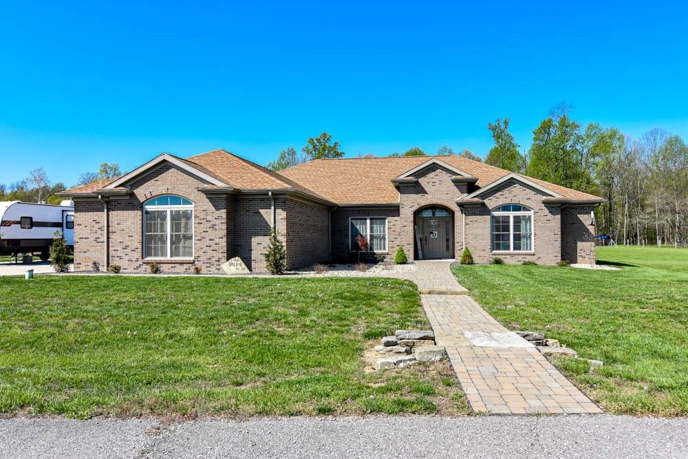 9661 Olivia Dr S Wadesville, IN 47638
