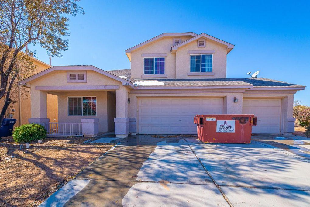 581 Blue Sage Ave SW Los Lunas, NM 87031