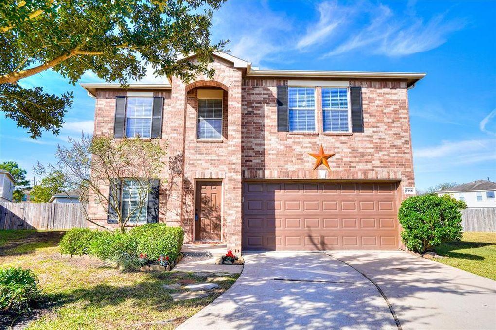 8115 Sweetstone Bluff Ln Cypress, TX 77433