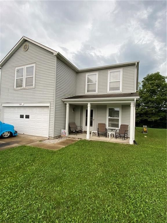 524 Runnymede Ct Greenfield, IN 46140