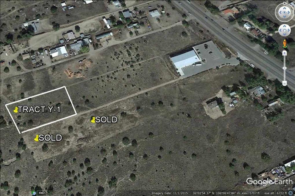 Y-1 Camino Del Sol Hernandez, NM 87537