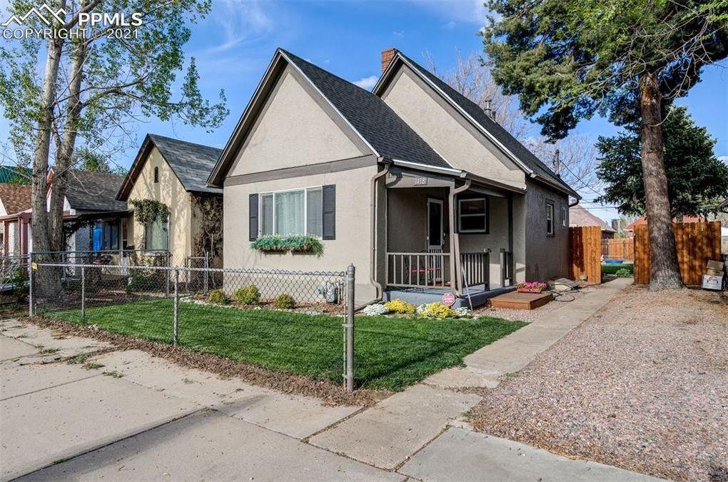 1418 Spruce St Pueblo, CO 81004