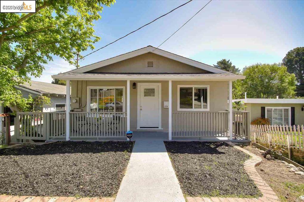 2221 Tacoma Ave Martinez, CA 94553