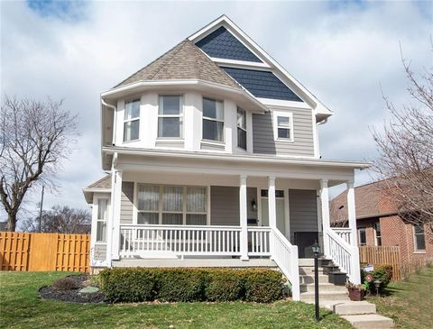 Photo of 2356 N Park Ave, Indianapolis, IN 46205