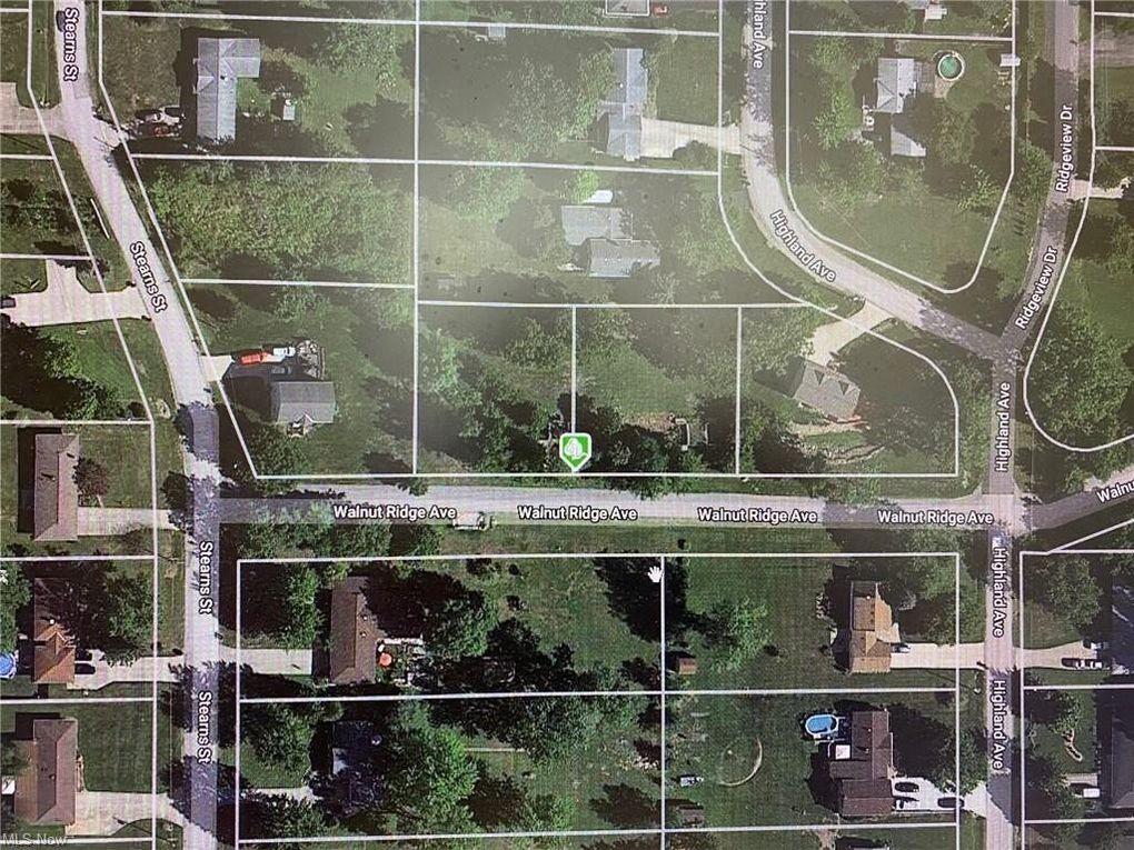 V/L Walnut Ridge Ave Brunswick, OH 44212