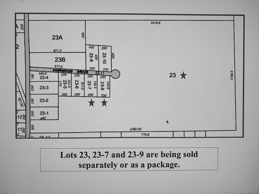 Pinewood Ests Lot 23-9 Corinth, ME 04427