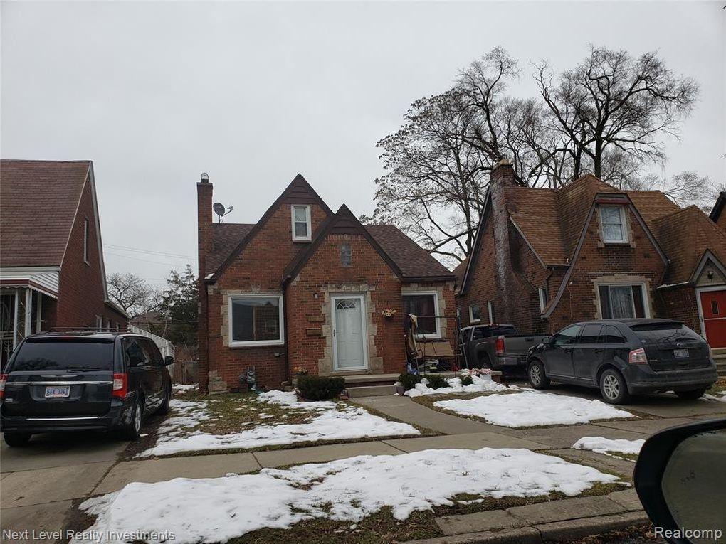16838 Manor St Detroit, MI 48221