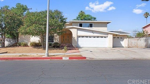 9501 Yolanda Ave Northridge, CA 91324