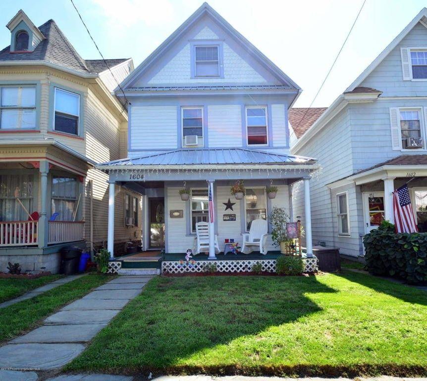 Dunmore Pennsylvania: 1604 Pine St, Scranton, PA 18510