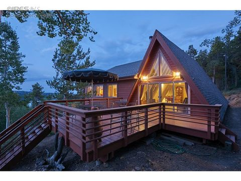 90 Valley View Dr, Nederland, CO 80466