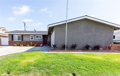 6552 Anthony Ave, Garden Grove, CA 92845. House For Sale