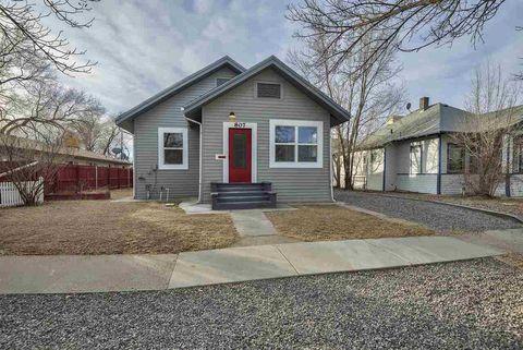 807 Teller Ave  Grand Junction  CO 81501. Grand Junction  CO 2 Bedroom Homes for Sale   realtor com