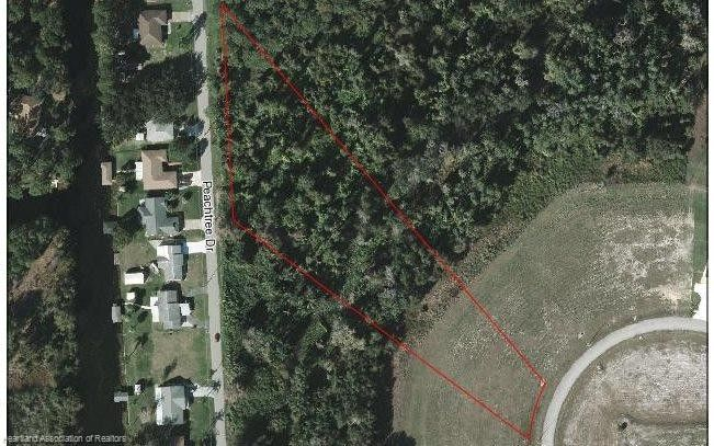 2057 Jack Creek Dr Lake Placid FL Land For Sale and Real