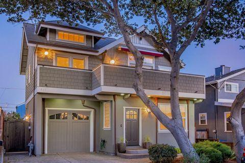 Santa Cruz Ca Real Estate Santa Cruz Homes For Sale
