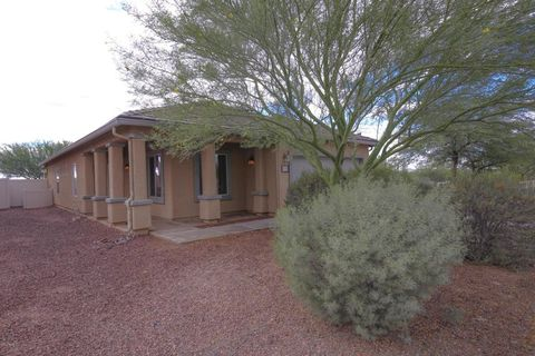 20827 E Treasure Rd, Red Rock, AZ 85145