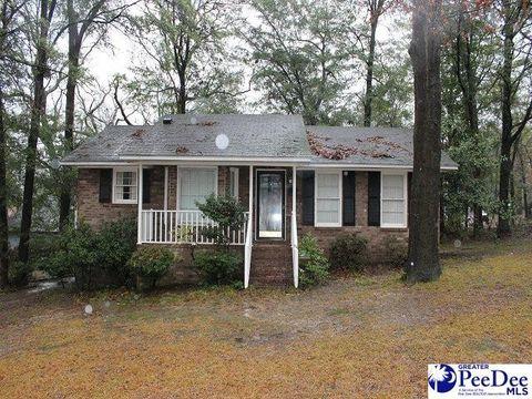 Photo of 419 Cherokee St, Hartsville, SC 29550