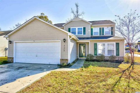 P O Of 117 Weeping Willow Dr Myrtle Beach Sc 29579 House For Sale