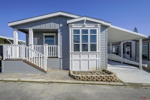 Mobile Homes For Sale In Pismo Beach Area
