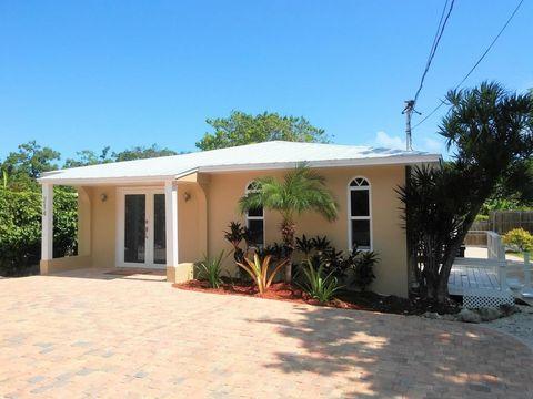 214 Hibiscus St, Islamorada, FL 33070
