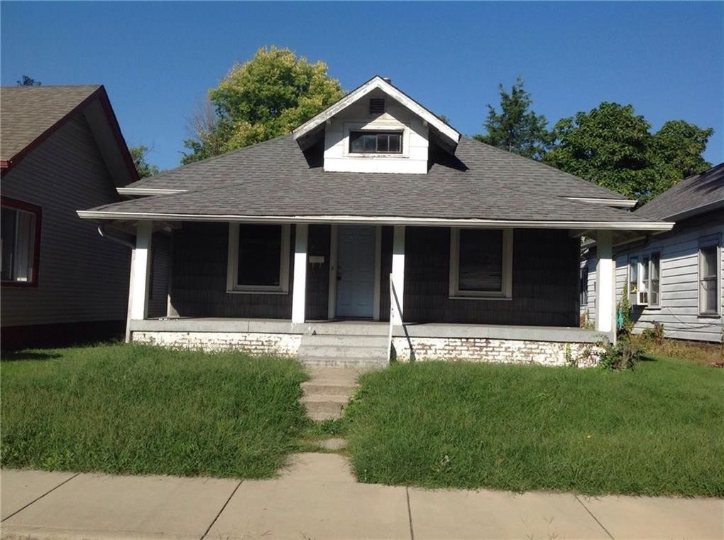 2268 N Parker Ave, Indianapolis, IN 46218