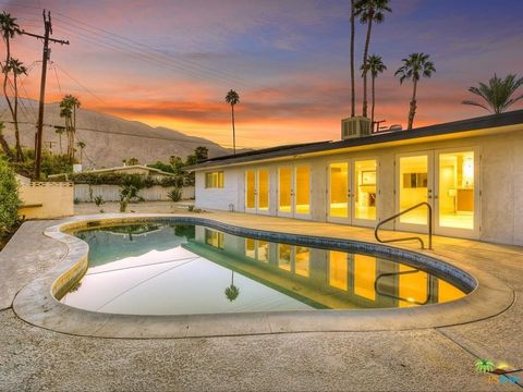 Palm Springs Ca Real Estate Palm Springs Homes For Sale