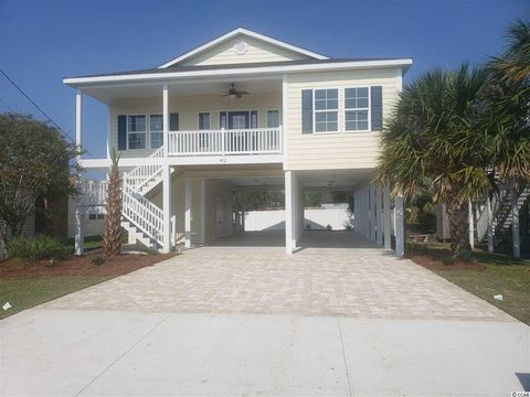 Photo of 412 29th Ave N, North Myrtle Beach, SC 29582