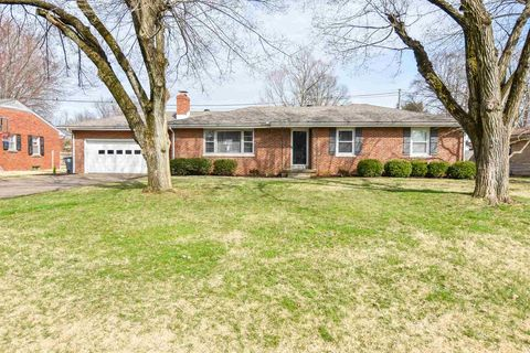 Photo of 1556 Greenfield Rd, Evansville, IN 47715