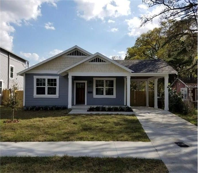 Tampa Fl Apartments For Rent In Old Seminole Heights: 4220 N 13th St, Tampa, FL 33603