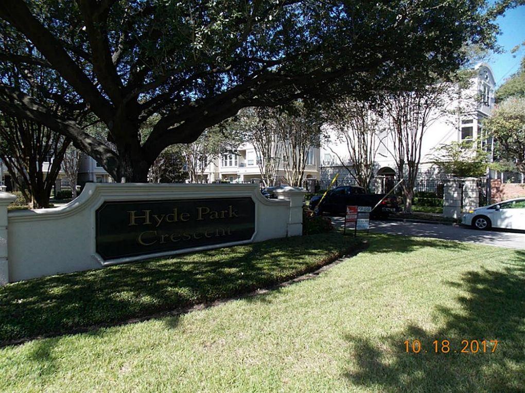 1515 Hyde Park Blvd Unit 4, Houston, TX 77006