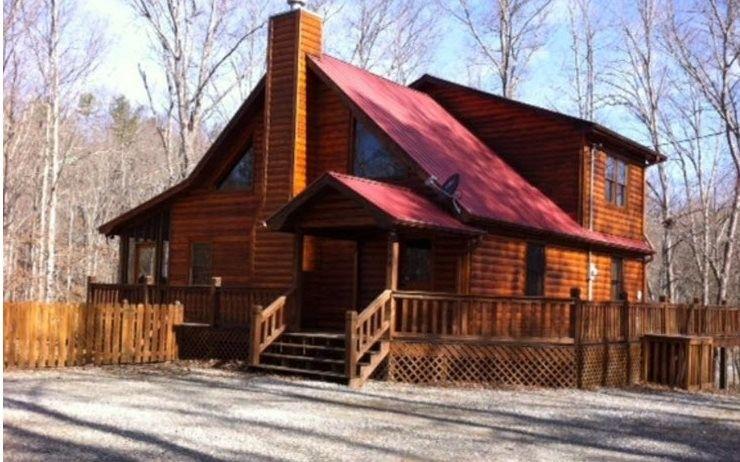 108 Mountain Hideaway Lot 1 Blue Ridge Ga 30513 Realtor