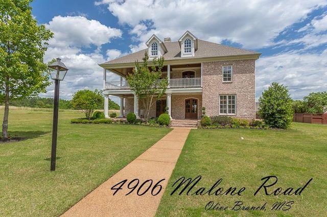 4906 Malone Rd, Olive Branch, MS 38654