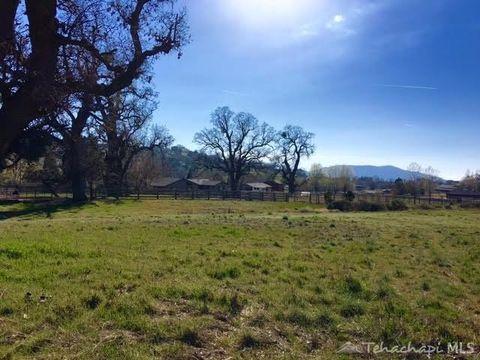 Bear Valley Rd Lot Ptn1, Tehachapi, CA 93561