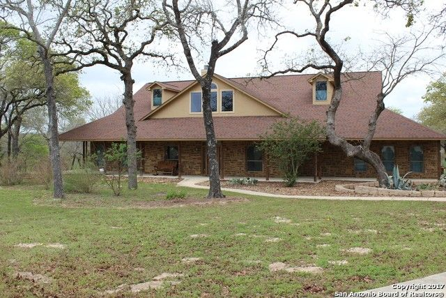 466 rosewood dr la vernia tx 78121 for Rosewood ranch cost