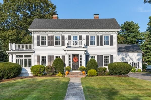 Homes For Sale Lynnfield Ma