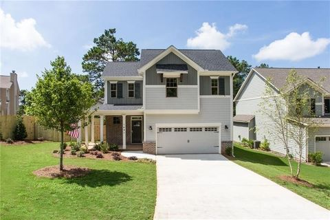 1691 Dyeson Rd Sw, Marietta, GA 30008