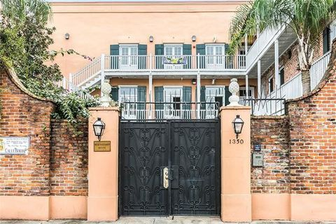 1350 Bourbon St Apt 23 New Orleans La 70116